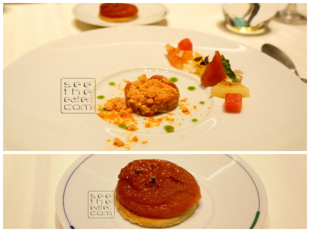 """""""Colors of Caviar"""" Paired with Henri Giraud, Homage & Francois Hemart, Ay, Brut, MV"""