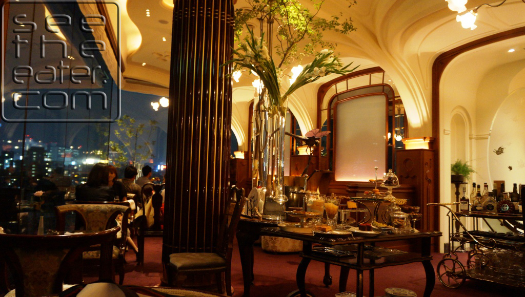 Dessert lounge